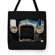 1926 Dodge In Astoria Oregon Tote Bag