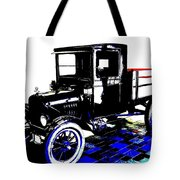 1926 Ford Model T Stakebed Tote Bag