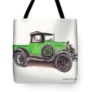 1926 Ford Truck Tote Bag