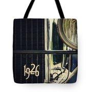 1926 Tote Bag