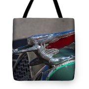 1926 Rat Rod Hood Ornament Tote Bag
