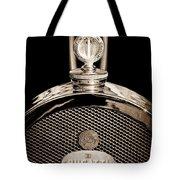 1927 Bugatti Replica Hood Ornament - Emblem Tote Bag