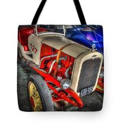 1927 Chevy Dirt Racer Tote Bag