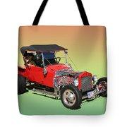 1927 Ford T Bucket Rag Top T Bucket Tote Bag