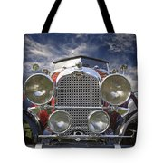 1928 Auburn Model 8-88 Speedster Tote Bag