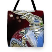 1928 Studebaker Hood Ornament 2 Tote Bag by Jill Reger