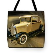 1929 Ford Tote Bag