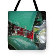 1929 Isotta Fraschini Tipo 8a Convertible Sedan Tote Bag