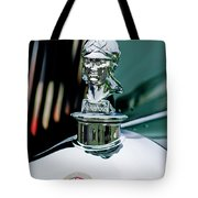 1929 Minerva Hood Ornament Tote Bag