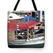 1929 Water Taxi Tote Bag
