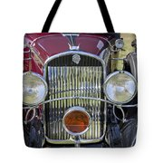 1930 Chrysler Model 77 Tote Bag