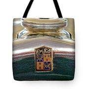 1930 Desoto K Hood Ornament Emblem Tote Bag