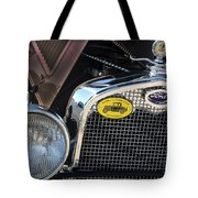 1930 Ford Model A - Front End - 7497 Tote Bag