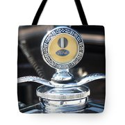 1930 Ford Model A - Hood Ornament - 7488 Tote Bag