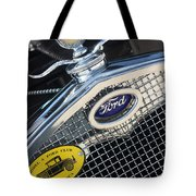 1930 Ford Model A - Radiator N Grill - 7479 Tote Bag