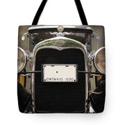 1930 Ford Model A Tote Bag