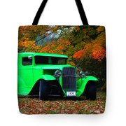 1930 Ford Sedan Delivery Truck  Tote Bag