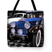 1930 Packard Limousine Tote Bag