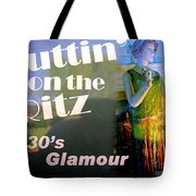 1930's Glamour Tote Bag