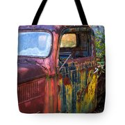 1930s Pickup Truck Tote Bag