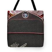 1931 Alfa-romeo Grille Emblem Tote Bag