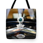1931 Ford Model A Tote Bag