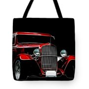 1931 Ford Panel Truck 2 Tote Bag