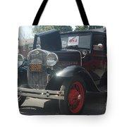 1931 Ford Sedan Tote Bag