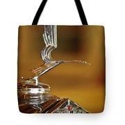 1931 Lasalle Hood Ornament Tote Bag by Jill Reger