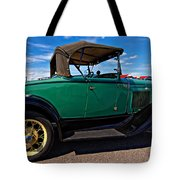 1931 Model T Ford Tote Bag by Steve Harrington