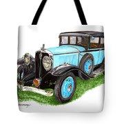 1931 Studebaker President Tote Bag