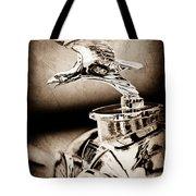 1932 Alvis Hood Ornament - Emblem Tote Bag