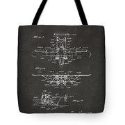 1932 Amphibian Aircraft Patent Gray Tote Bag