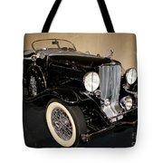1932 Auburn Boattail Speedster Tote Bag