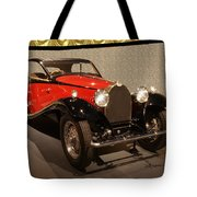 1932 Bugatti - Featured In 'comfortable Art' Group Tote Bag