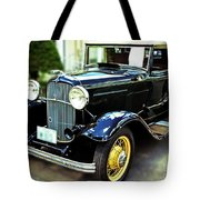 1932 Ford Cabriolet Tote Bag