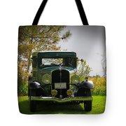 1932 Frontenac 6-70 Sedan  Tote Bag