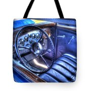 1932 Packard V12 Convertible Coupe-roadster V2 Tote Bag