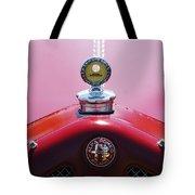 1933 Alfa Romeo P-2 Monza Hood Ornament Tote Bag