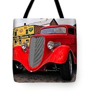 1933 Ford Coupe Tote Bag