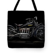 1933 Indian Four Tote Bag