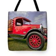 1933 International Truck Tote Bag