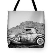 1933 Pontiac -0008bw Tote Bag