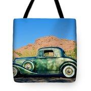 1933 Pontiac -0008c Tote Bag