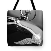 1933 Pontiac Hood Ornament 4 Tote Bag