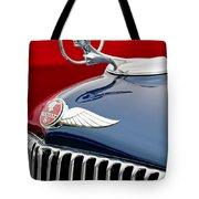 1933 Pontiac Street Rod Hood Ornament Tote Bag
