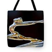 1934 Buick Goddess Hood Ornament Tote Bag