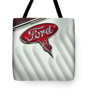 1934 Ford Emblem Tote Bag