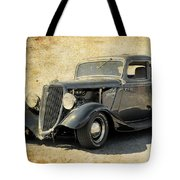 1934 Ford Five Window Coupe Tote Bag