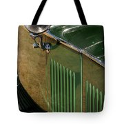 1934 Green Rolls Tote Bag